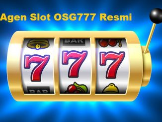 Agen Slot OSG777 Resmi