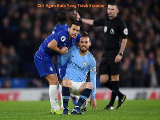 Ciri Agen Bola Yang Tidak Standar
