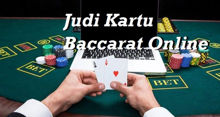 Judi Kartu Baccarat Online